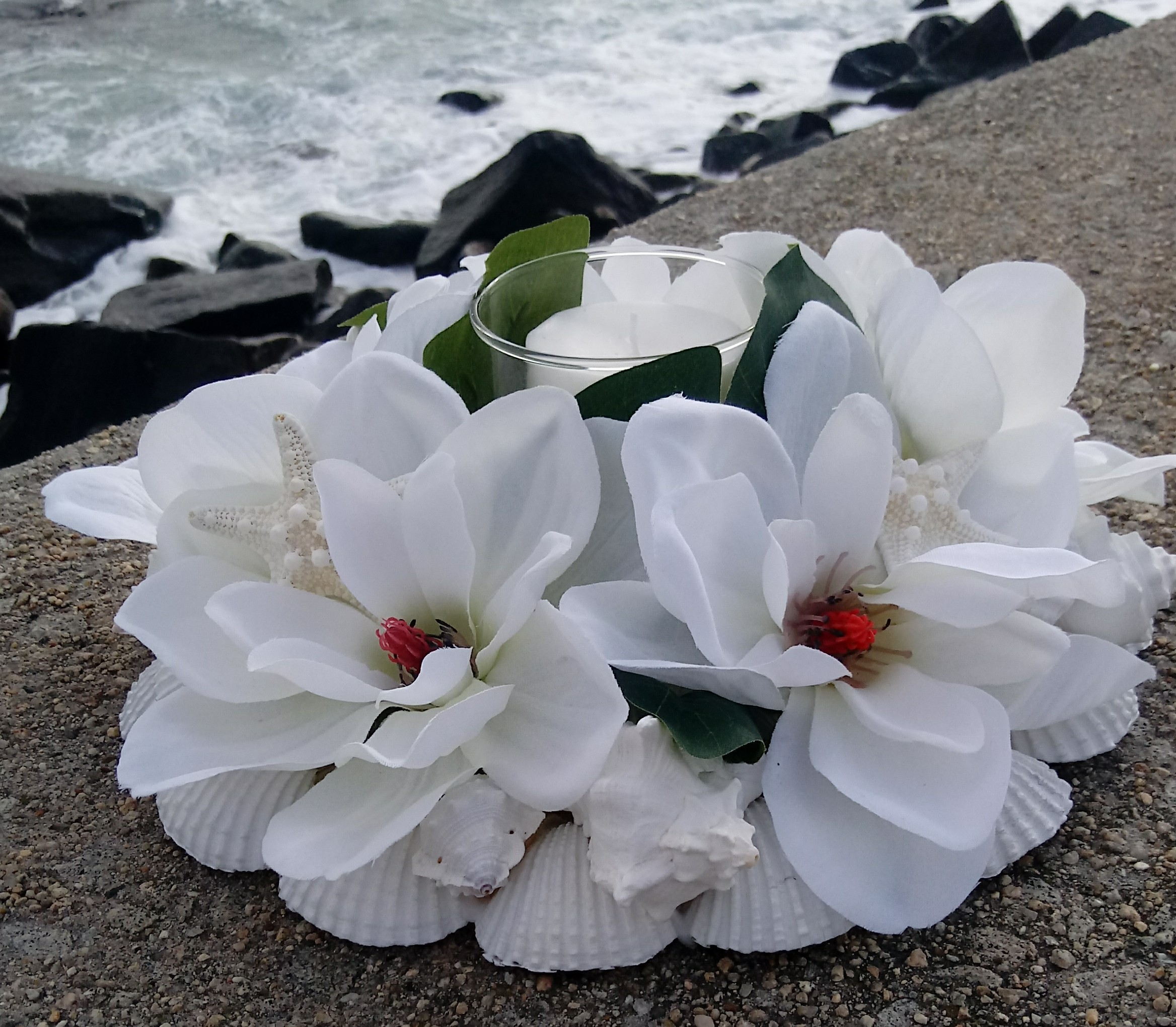 Beach Wedding Centerpiece | The Nautical Knot ⚓