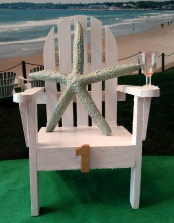 Adirondack Chair Table Number
