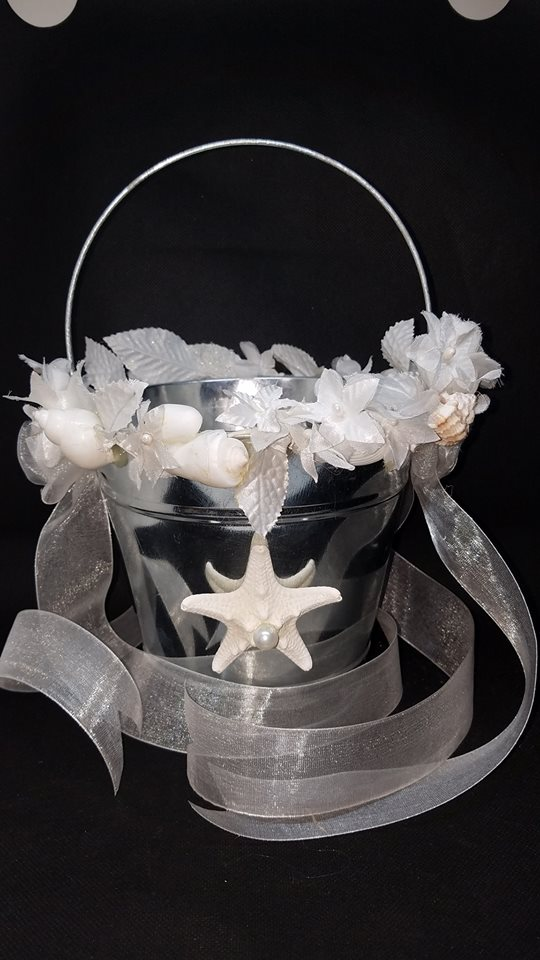 Flower Girl Pail