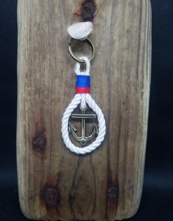 Nautical Rope Keychain