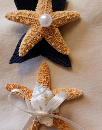 Ring Bearer Boutonniere