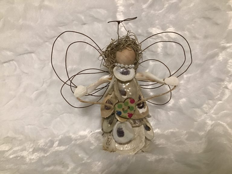 Oyster Angel