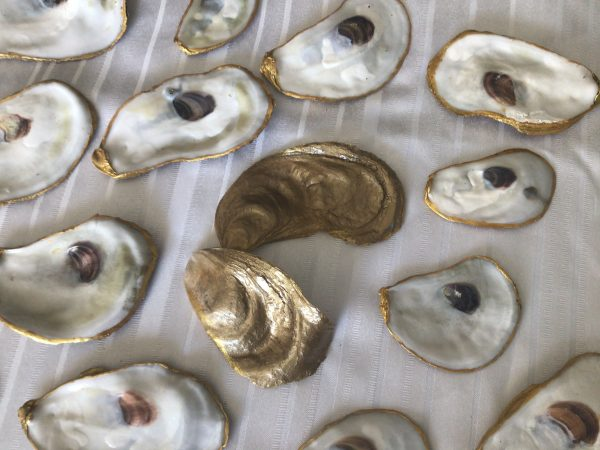 Oyster Place Cards (Shells - set of 25)